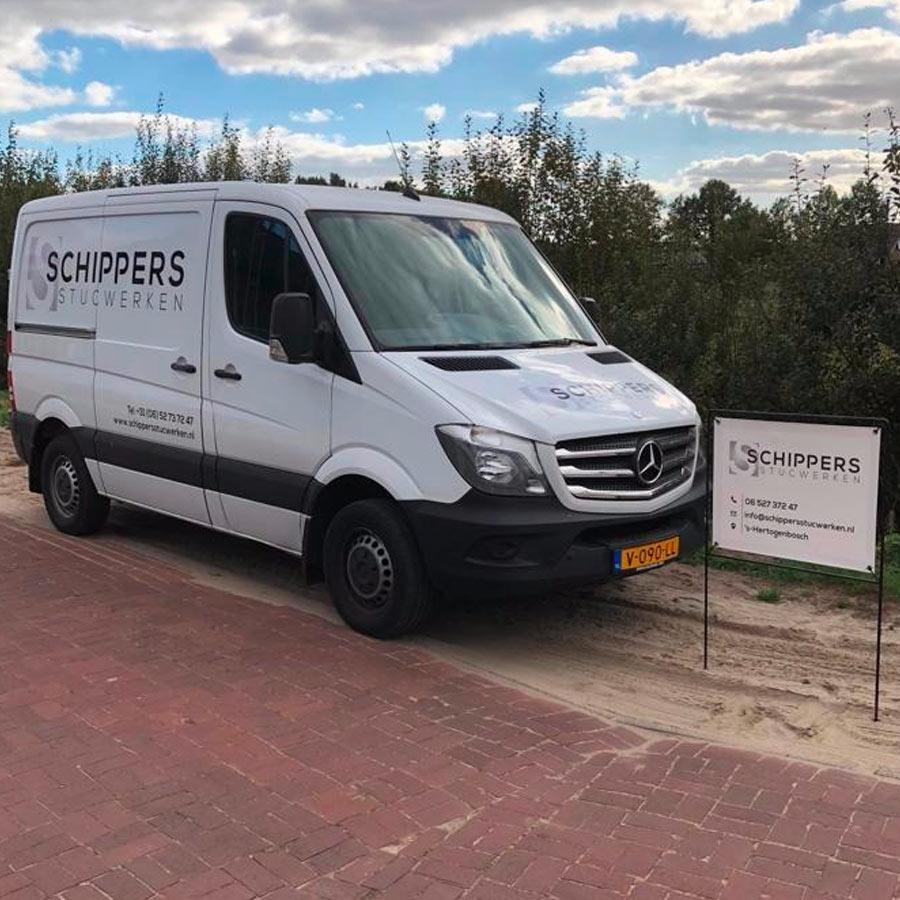 Schippers Stucwerken Den Bosch